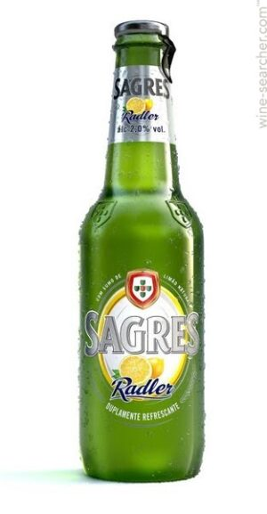 Sagres Radler 2.0 % Vol. 24 x 33 cl Portugal