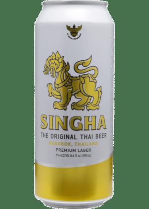 Singha Beer 5,0% Vol. 12 x 49 cl Dose Thailand
