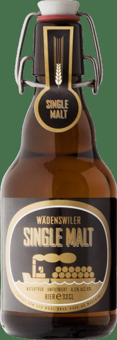 Wädenswiler Single - Malt 5,1% Vol.  20 x 33 cl (nur November - März erhältlich)