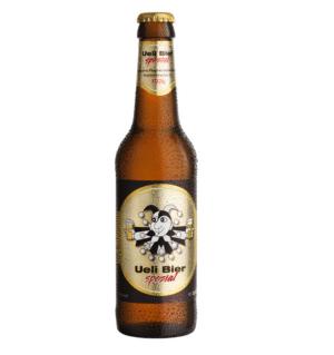 Ueli Bier Spezial 5.0% Vol. 24 x 33 cl MW