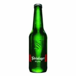 Steinlager Pure 5% Vol. 24 x 33 cl EW Flasche Neuseeland (Fühstens ab mitte September verfgbar)