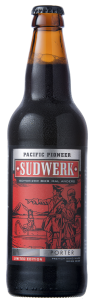 Sudwerk Pacific Pioneer – Porter 6% Vol. 24 x 33 cl