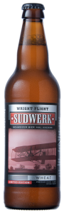 Sudwerk Wright Flight – Wheat 4,8% Vol. 24 x 33 cl