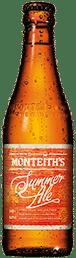Monteith's Summer Ale 5.0% Vol. 20 x 33 cl EW Flasche Neuseland