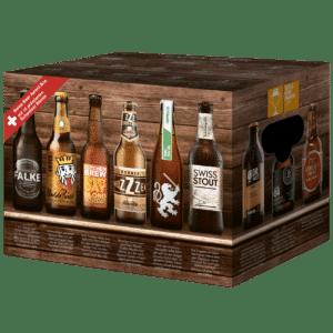 Swiss Beer Award Box 15 x 33cl EW Flasche