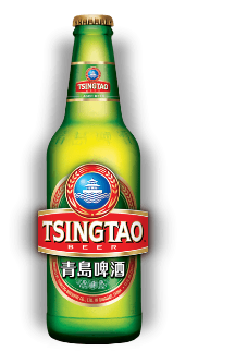 Tsingtao Beer 4,7% Vol. 33 cl EW Flasche China
