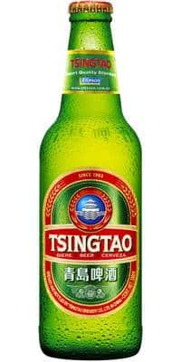 Tsing Tao Beer 4,7% Vol. 24 x 33 cl China