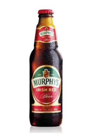 Murphy's Irish Red 5,0% Vol. 24 x 33 cl EW Flasche