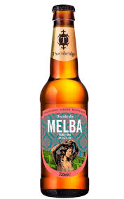 Thornbridge Brewery Melba Peach IPA 5,2% Vol. 12 x 33 cl EW Flasche