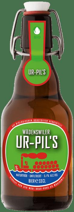 Wädenswiler Ur - Pils`s 5,1% Vol.  20 x 33 cl