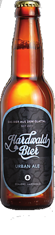 Hardwald Bier Urban Ale 5,5% Vol. 24 x 33 cl EW Flasche
