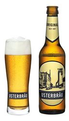 Brauerei Uster Original 5,0% Vol. 10 x 33 cl EW Flasche