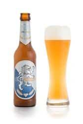 Brauerei Uster Züri Weizen 5,0% Vol. 10 x 33 cl EW Flasche