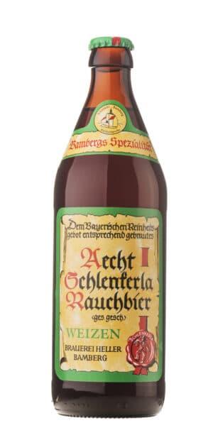 Aecht Schlenkerla Rauchbier - Weizen 5,2% Vol. 20 x 50 cl Deutschland