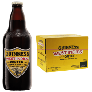 Guinness West Indies Porter 6,0% Vol. 12 x 50 cl Irland