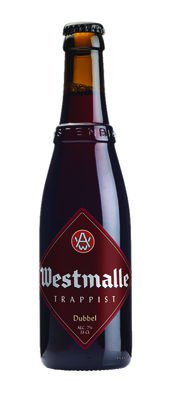 Westmalle Dubbel Dunkel 7% Vol. 24 x 33 cl Belgien