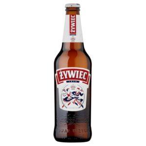 Zywiec Lager hell 5,6% Vol. 20 x 50cl EW Flasche