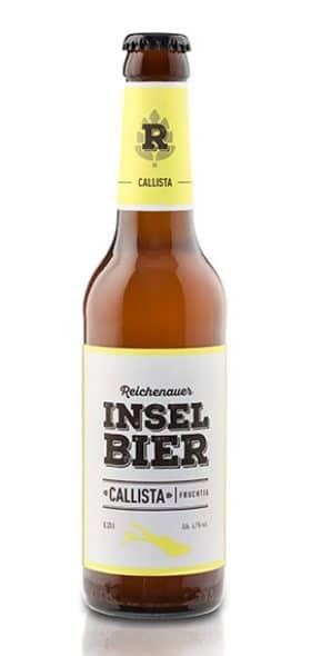 Reichenau Insel Bier Callista 4,1% Vol. 20 x 33 cl Deutschland