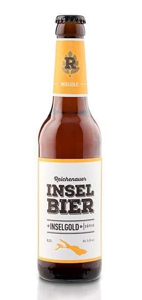 Reichenau Insel Bier Inselgold 5,4% Vol. 20 x 33 cl Deutschland