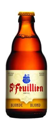 St-Feuillien Blonde 7,5% Vol. 24 x 33 cl Belgien
