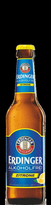 Erdinger alkoholfrei Zitrone 24 x 33 cl Deutschland
