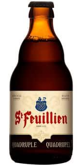 St-Feuillien Quadruple 11,0% Vol. 24 x 33 cl Belgien