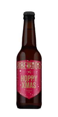 BrewDog HOPPY CHRISTMAS 7,2% Vol. 12 x 33 cl Schottland