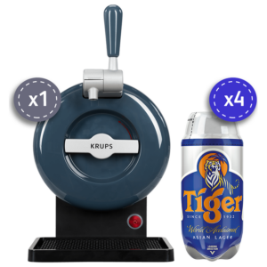 THE SUB GRAU - Tiger Beer STARTER KIT