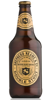 Shepherd Neame Double Stout 5,2% Vol. 24 x 50 cl England