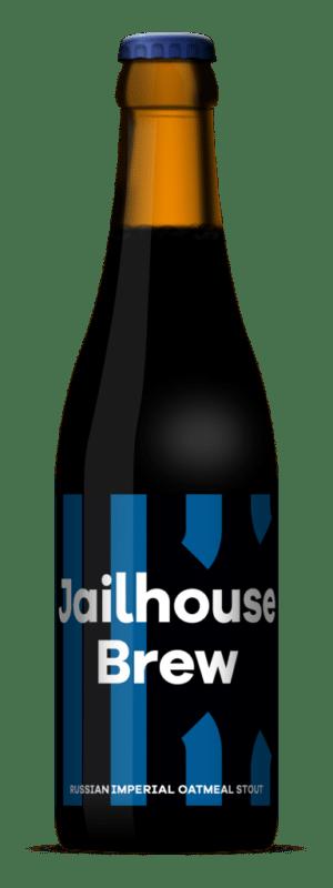 Vaat Jailhouse Brew Russian Imperial Oatmeal Stout 9,1% Vol. 24 x 33 cl Estland