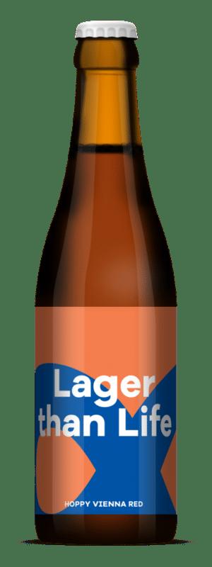 Vaat Lager than Life 4,7% Vol. 24 x 33 cl Estland
