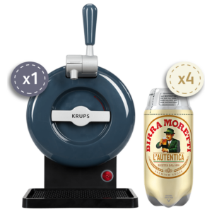 THE SUB GRAU - BIRRA MORETTI STARTER KIT