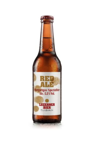 Luzerner Bier Red Ale 5,5% Vol. 24 x 33 cl