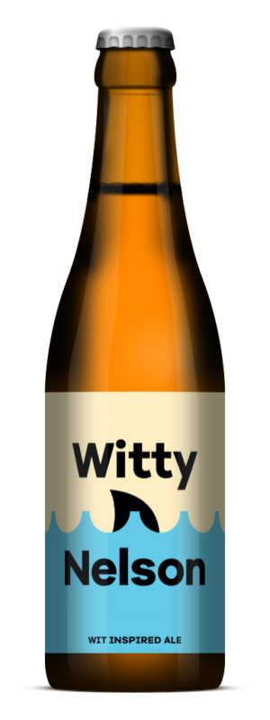 Vaat Witty Nelson Wit 5,5% Vol. 24 x 33 cl Estland