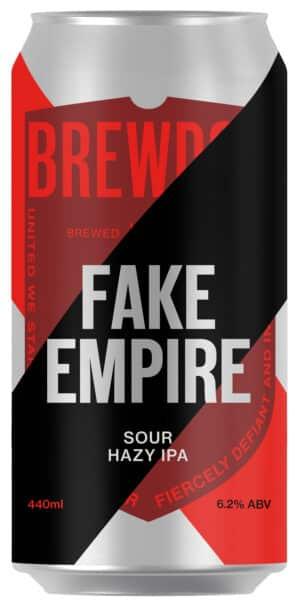 BrewDog Fake Empire 6.2% Vol. 12 x 44 cl Schottland