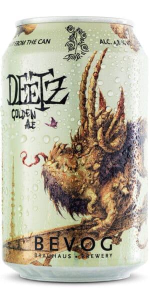 Bevog Deetz Golden Ale 4.8% Vol. 24 x 33 cl Dose Österreich