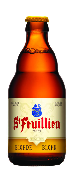 St-Feuillien Blonde 7.5% Vol. 24 x 33 cl Belgien
