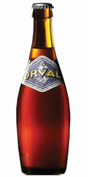 Orval Blonde sur Lie 6.2% Vol. 24 x 33 cl Belgien