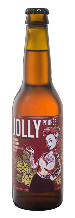 Lupulus Jolly Poupée 6.6% Vol. 24 x 33 cl Belgien