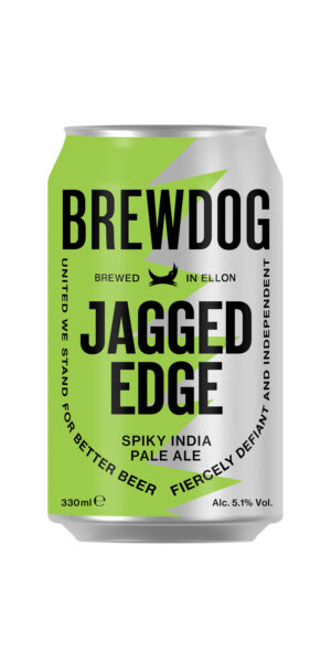 BrewDog Jagged Edge 5.1% Vol. 24x33 cl Schottland