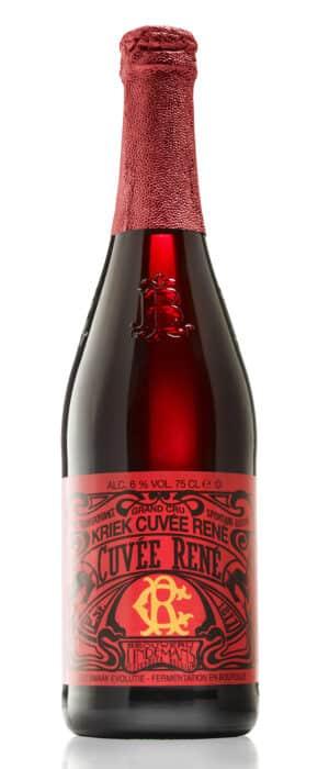 Lindemans Kriek Cuvée René 5% Vol. 12 x 75 cl Belgien