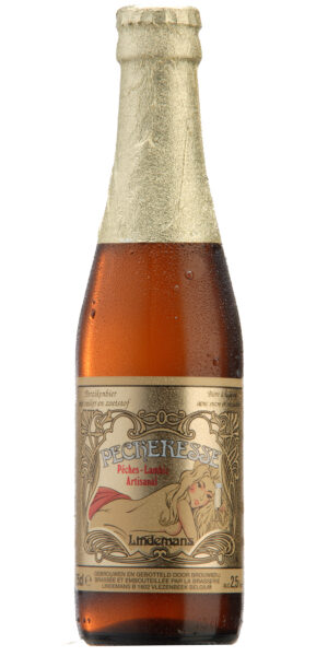 Lindemans Pecheresse 2.5% Vol. 24 x 25 cl Belgien