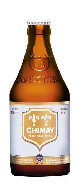 Chimay Blonde Triple 8% Vol. 24 x 33 cl Belgien
