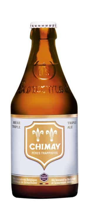 Chimay Blonde Triple 8% Vol. 24 x 33 cl Belgien