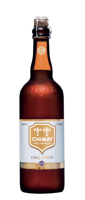Chimay Cinq Cents Blonde 8% Vol. 12 x 75 cl Belgien