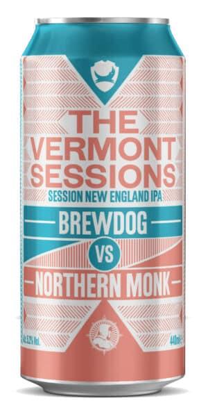 BrewDog The Vermont Sessions 5.2% Vol. 12x44 cl Schottland