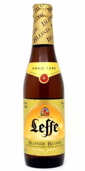 Leffe Blonde 6.6% Vol. 24 x 33 cl Belgien