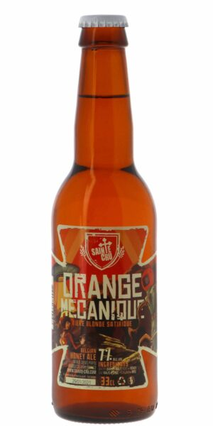 Sainte Crucienne Orange Mécanique 7% Vol. 24 x 33 cl Frankreich