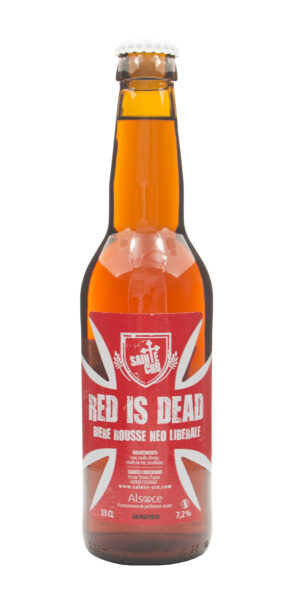 Sainte Crucienne Red is Dead 7.2% Vol. 24 x 33 cl Frankreich