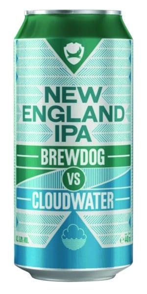 BrewDog vs Cloudwater NEIPA 6.8% Vol. 12x44 cl Schottland